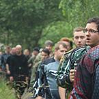 Eventteilnehmer von einem Event in 2016