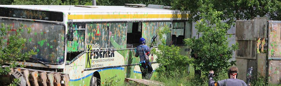 Bild zur News Paintball-Ausfahrt Outpost 2017